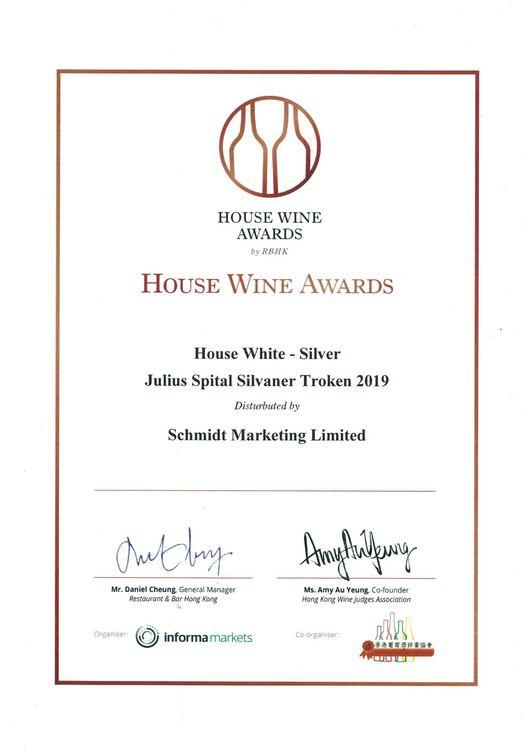 Hone Kong Wine Awards